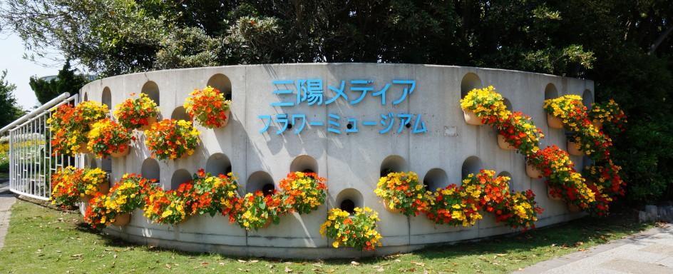 三陽メディアフラワーミュージアム(写真多数)